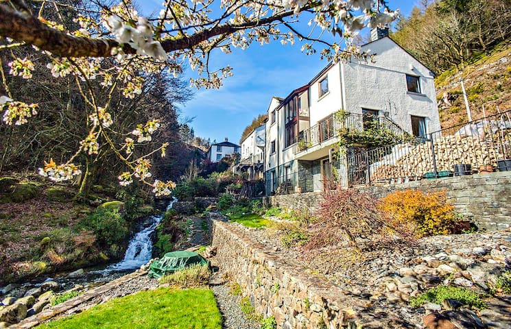 Beck View, a cosy apartment, Thornthwaite Keswick