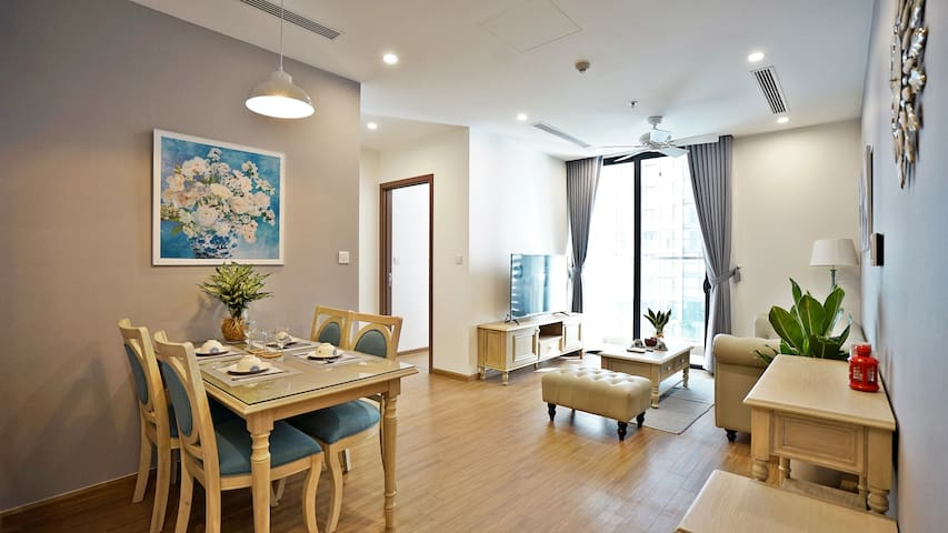 Skylake 1 Bed Cozy Apartment S1-07 My Dinh