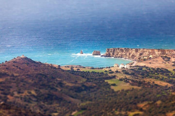 Tolles Apartment an der magischen Südküste Kretas