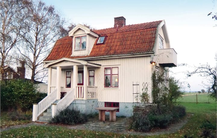 Awesome home in Degerhamn with 2 Bedrooms
