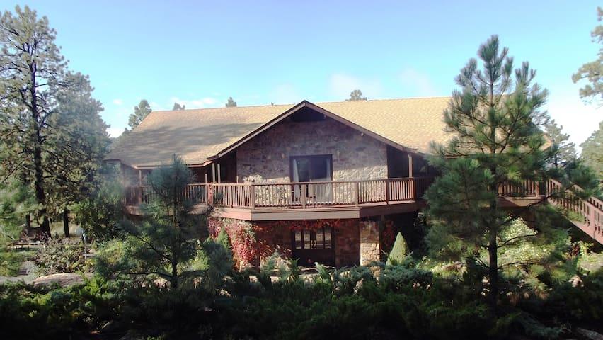 Canyon Crest Lodge