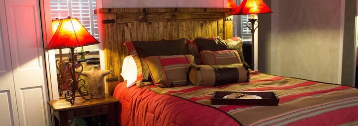 Garden Room @ Adobe Village Inn