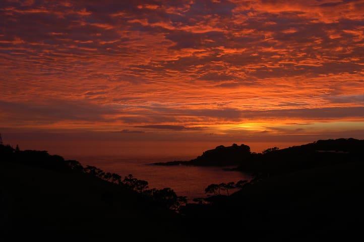 Coastal Ocean Views - Matapouri - House