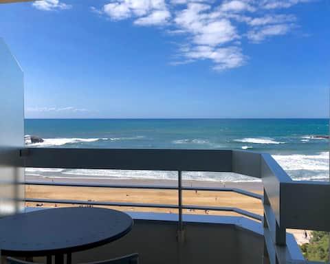 Biarritz Balcon sur la Grande plage