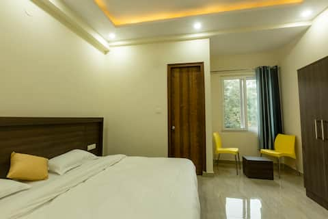Private Room in Rishikesh @Back stayz