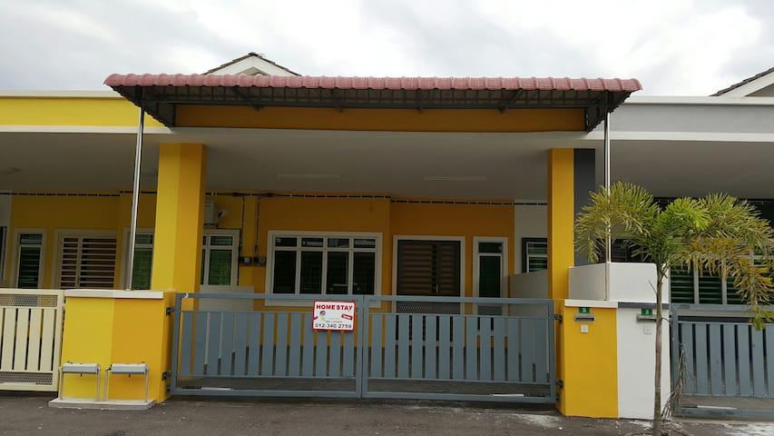 Ipoh Menglembu Bistari Homestay