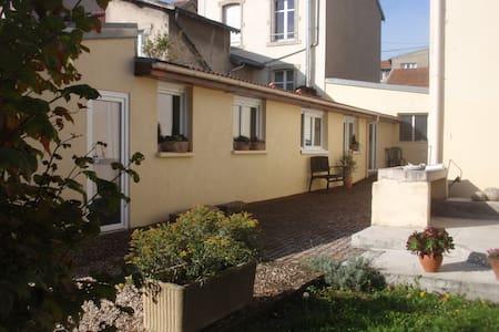 Maisonnette sur jardin Nancy sud - Jarville-la-Malgrange