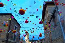 La Festa di Santa Maria Angiargia, che si tiene ogni anno a Collinas dal 7 al 9 settembre