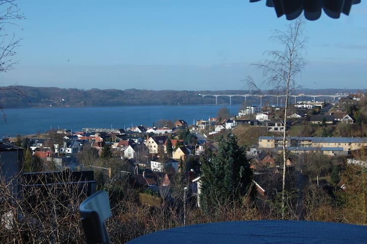 View of Vejle Fjord - Vejle