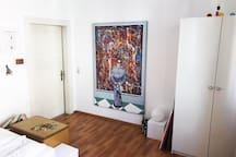 Liebevolles Zimmer im schönsten Viertel Jenas