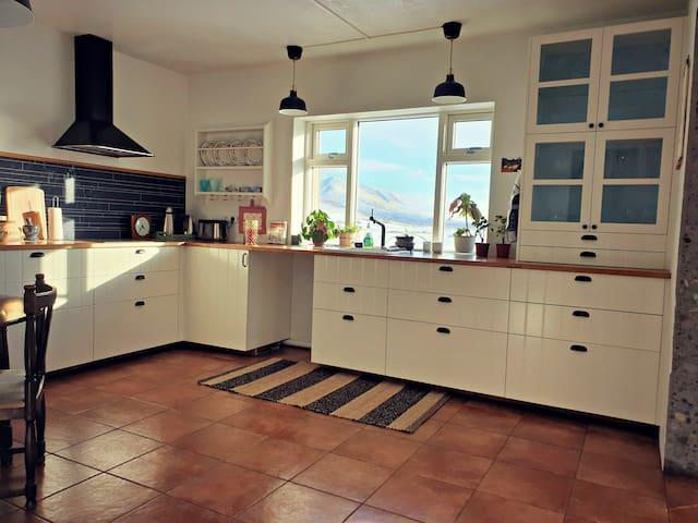 Frostastaðir apartment room 2