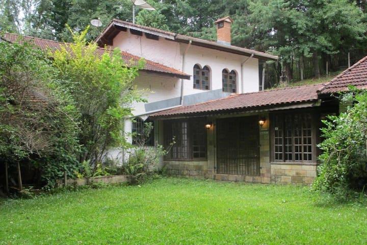Maison de Campagne - Région de Monte Verde-MG