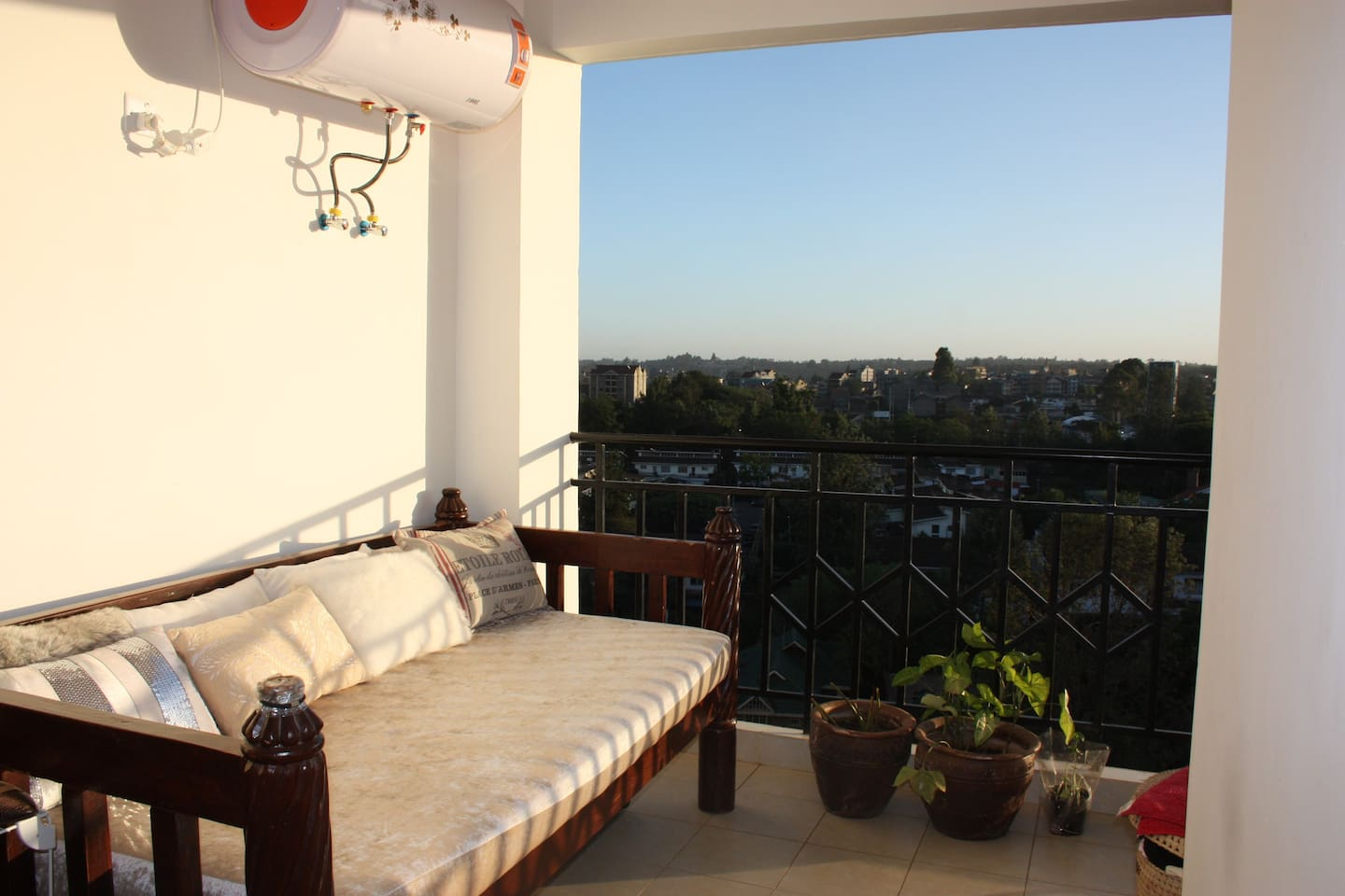 Apartment on Riara Rd with a nice view
