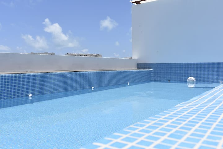 Studio Apartment close to the beach - Adults Only