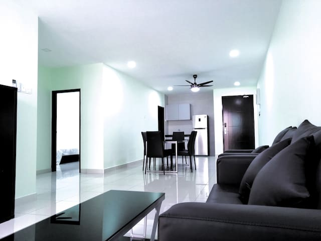 Sparkling Clean and Comfortable Space