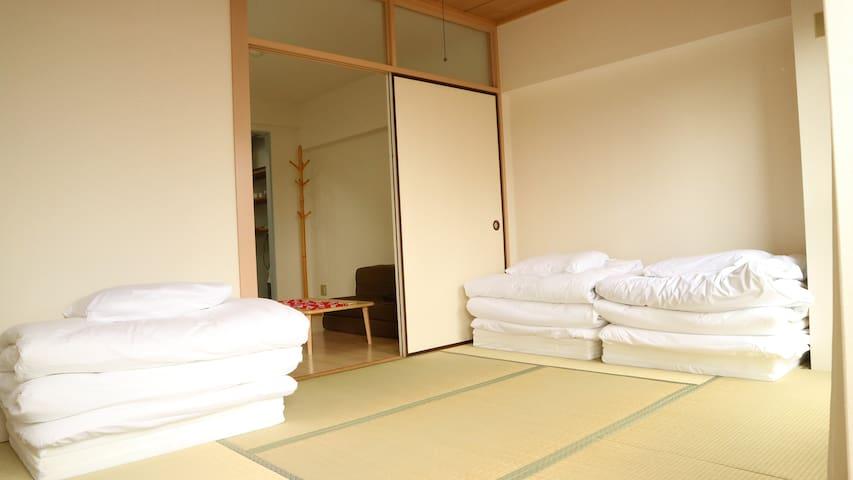 ◆Licensed◆5min walk to Asakusa Sta. Huge room