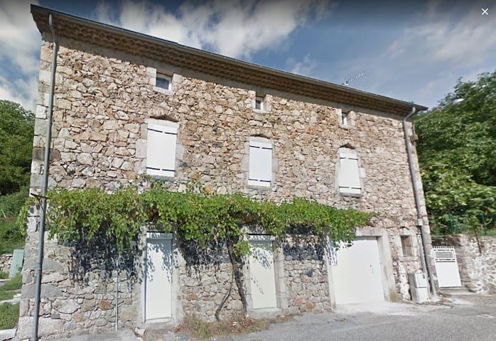 Gîte à Antraigues, Ardèche