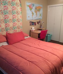 Charming townhome in the heart of Denton - Denton - Apartament