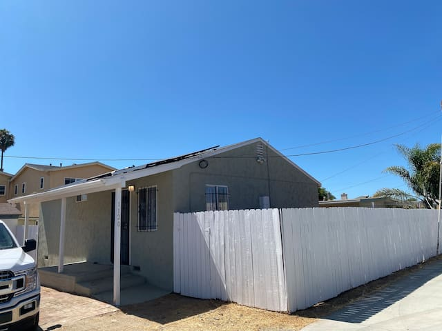 Newly remodeled beachtown house
