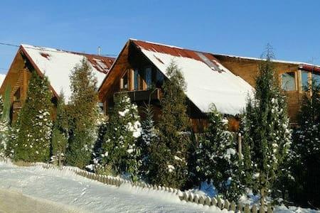 2-мест. номер с деревянной отделкой в бутик-отеле - Minsk