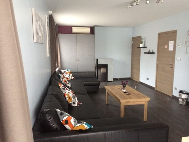 Large apartment - 1 bedroom