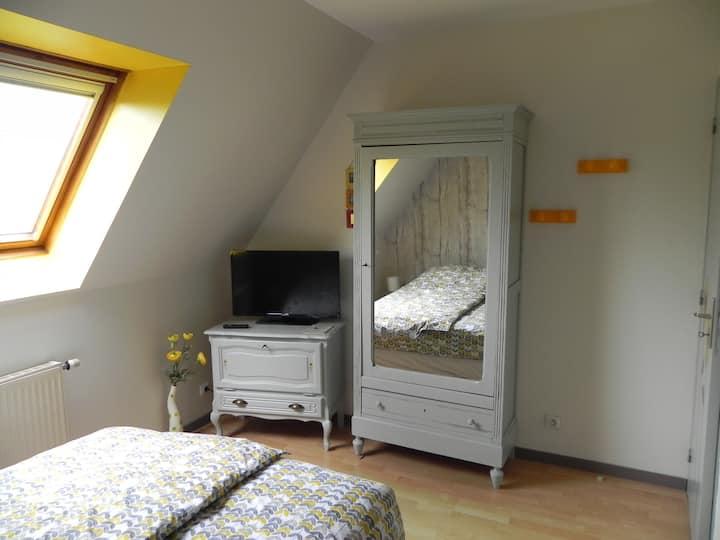 Chambres entre nature et ville (Lille)