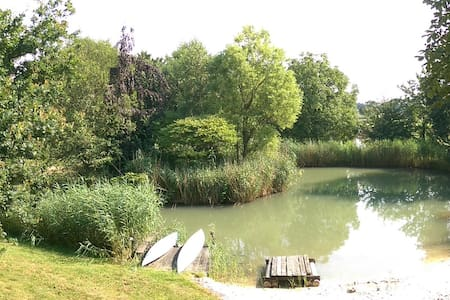 in idyllischer Lage direkt am Rand von Schermbeck - Schermbeck - Apartment