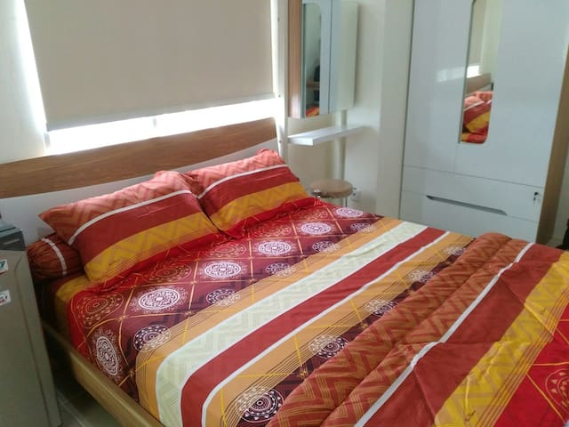 Cozy 1BR in Pakuwon City Surabaya