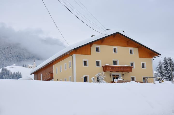 Ferienwohnung-Helmblick 70 m2
