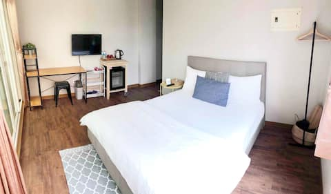 ChaoMa - Homey Studio Apartment in Taichung City ~