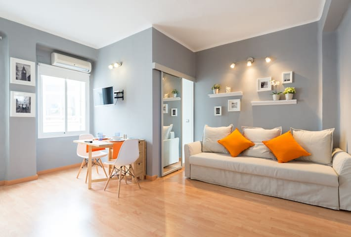 Cozy studio in the heart of the city! - Malaga - Loft