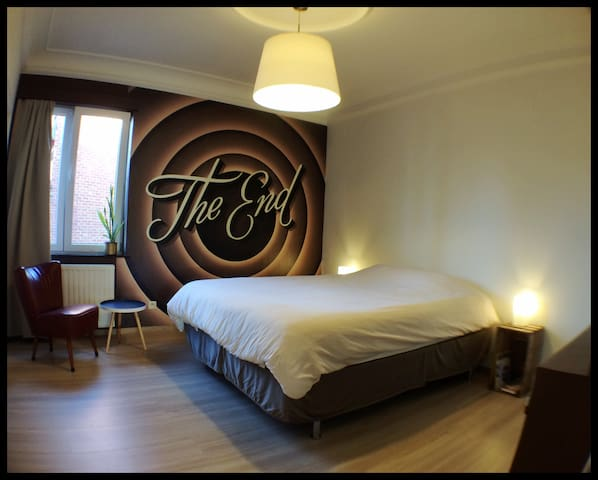 Quiet room in Mechelen city centre! - Mechelen - Byt