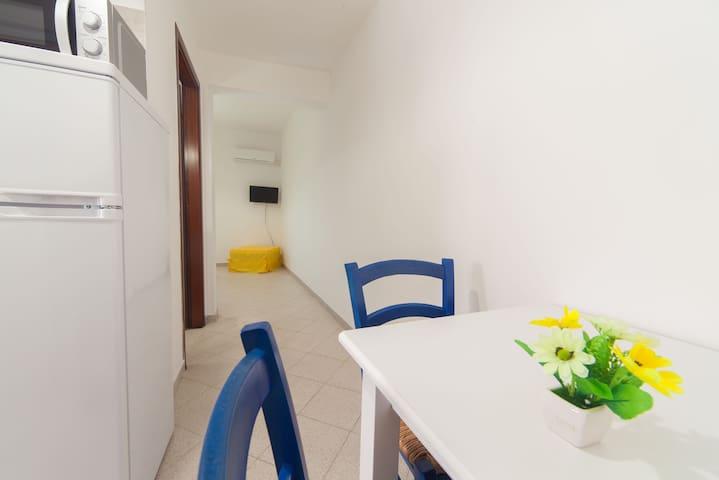AppartamentiDueC Giallo Uno