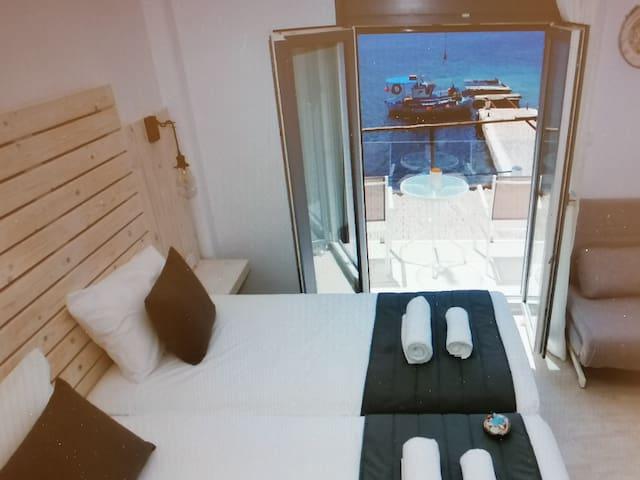 KELERIS Apartment - AFRODITE LUXURY ROOMS TELENDOS