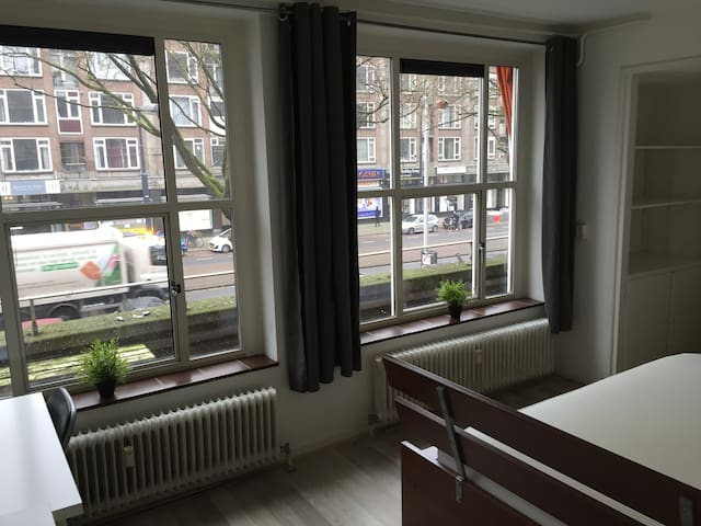 Large furnished room in city center Rotterdam