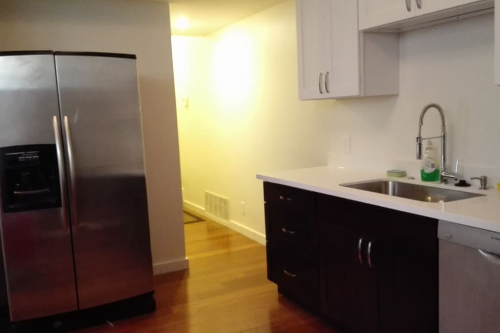 newly remodeled. full appliances.