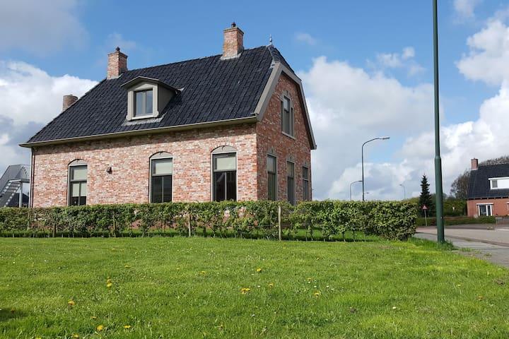 Maison de vacances à Zoutkamp avec jardin