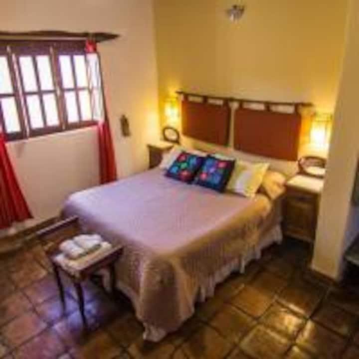 Habitación Triple en Hostal El Hospedaje