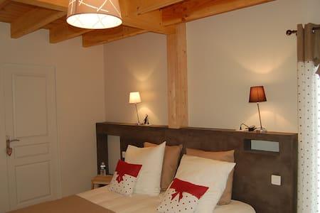 La Gellinotte, Chambres et Table d'hôtes - Gelles - Gästehaus