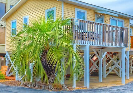 """Sun Baby"" Key West Cottage-Steps 2 Sea, Pool/Pets - Gulf Shores - 小平房"