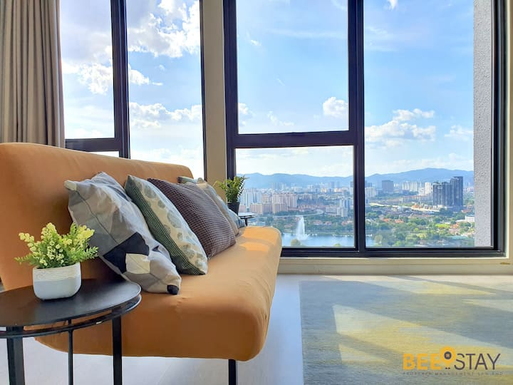 KLCC | Expressionz President Suite + Infinity Pool
