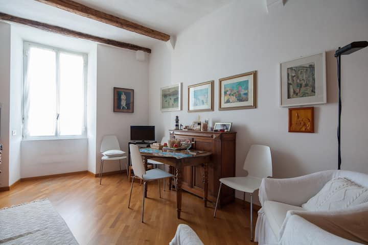 Amazing apt with view in the middle of Portovenere