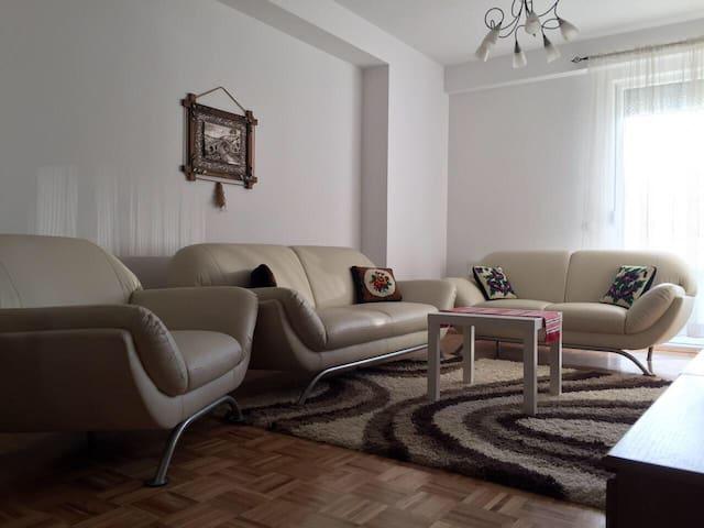 New-fully furnished Apartment for 2+ - Prishtinë - Apartment