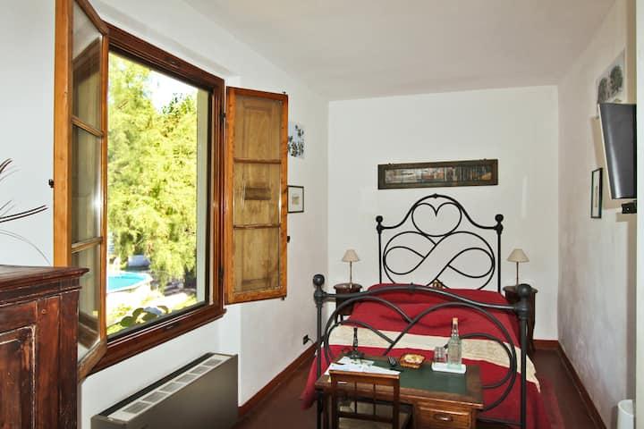 Leccio room in B&B La Martellina