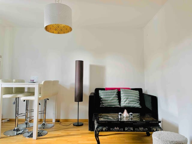New renovated apartment in Stockholm