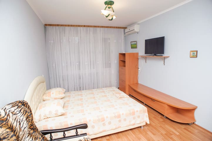 Luxury apartment , ul . Heroes of Dnepr , 5