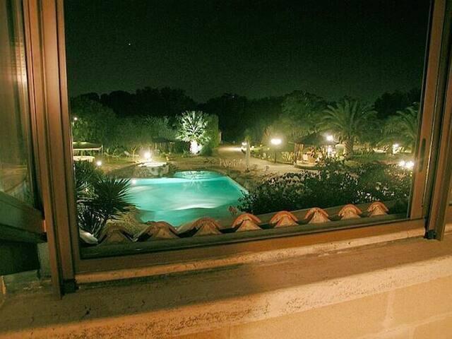 Appartamento A - in Villa - Lizzanello - House