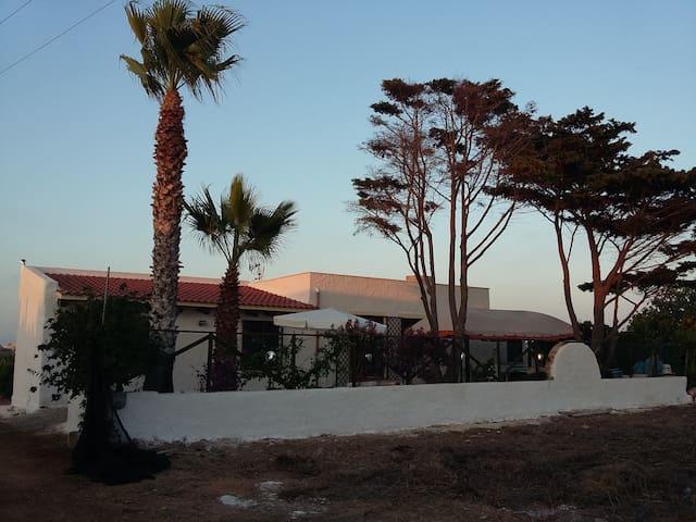 Casa MarUva - Biscione - Haus