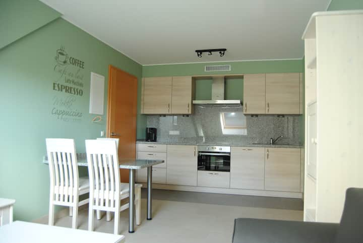 Modern holiday studio for 3 persons!