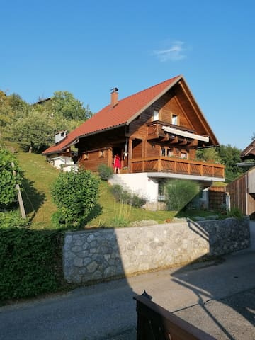 Private cottage house near Ljubljana